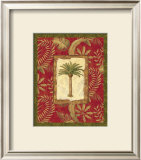 Exotica Palm II Prints by Charlene Audrey