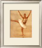 Ballerina II Posters by Caroline Gold