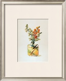 Snapdragon Scent Prints by Lisa Danielle