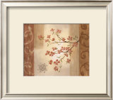Blossom Branch II Prints by Vivian Flasch