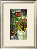 Pignons Sur Rue Posters by Robert Savignac