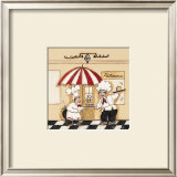 Patisserie Prints by Joy Alldredge