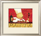 Pasta Print by Dan Dipaolo