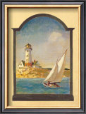 Summer Sailing Art by Thomas LaDuke