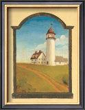 Lighthouse Poster by Robert LaDuke