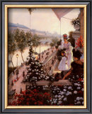 First Time I Saw Paris Posters by Christa Kieffer