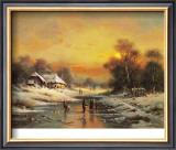 Bayerische Landschaften Prints by Corrado Pila