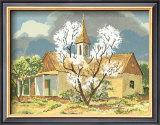 Bishop's Chapel Prints by Louie Ewing