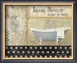 Savons de Bains I Prints by Avery Tillmon