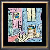 Cottage Bath Prints by Brett Varney