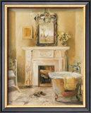 French Bath IV Poster by Marilyn Hageman