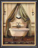 Classical Bath II Print by Marilyn Hageman