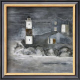 Lighthouse I Art by Beate Emanuel