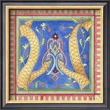 Ornamental W Prints by Pamela Shirley