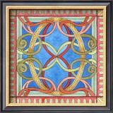 Ornamental O Print by Pamela Shirley