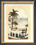 Ocean Park View Prints by Charlene Winter Olson
