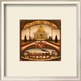 Taj Mahal Posters by Richard Henson