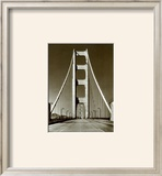 The Golden Gate Bridge, Summer Morning Posters