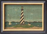 Lighthouse II Poster by Warren Kimble