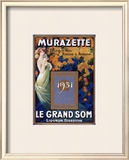 Murazette Framed Giclee Print by Gaspar Camps