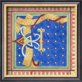 Ornamental F Poster by Pamela Shirley