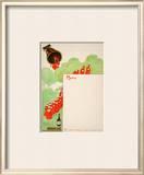 Angelus Menu Posters by Leonetto Cappiello