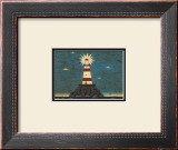 Lighthouse I Prints by Warren Kimble
