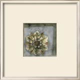 Rosette and Damask I Prints by Jennifer Goldberger