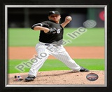 Mark Buehrle Framed Photographic Print