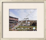 Shea Stadium Framed Photographic Print