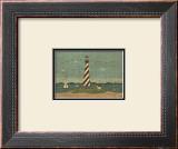 Lighthouse II Print by Warren Kimble