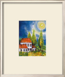Sunny Day II Prints by Martina Reimann