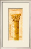 Sepia Column Study II Prints by Javier Fuentes