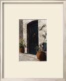 Porte de Printemps Print by Joane Mcdermott