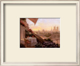Dinner for Two Prints by Christa Kieffer