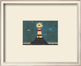 Lighthouse I Prints by Warren Kimble