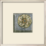 Rosette and Damask III Prints by Jennifer Goldberger