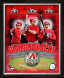 Arizona Diamondbacks Framed Photographic Print