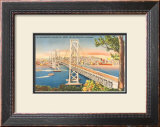 Oakland Bridge Prints