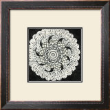 Abstract Rosette I Posters by Chariklia Zarris