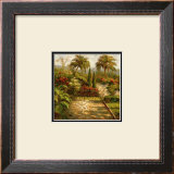 Plantation Gate Print by Paul Burkett