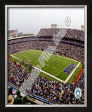 Ralph Wilson Stadium 2008 Framed Photographic Print