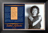 Voices of Diversity - Isabel Allende Poster