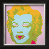 Marilyn, c.1967 (Pale Pink) Posters by Andy Warhol