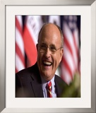 Rudolph Giuliani Framed Photographic Print