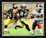 Hines Ward 2008 Framed Photographic Print