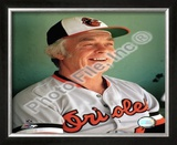 Earl Weaver Framed Photographic Print