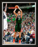 Yi Jianlian Framed Photographic Print