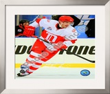 Pavel Datsyuk 2008-09 NHL Winter Classic Framed Photographic Print