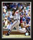 Edgar Renteria Framed Photographic Print